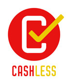キャッシュレス消費者還元事業のロゴ