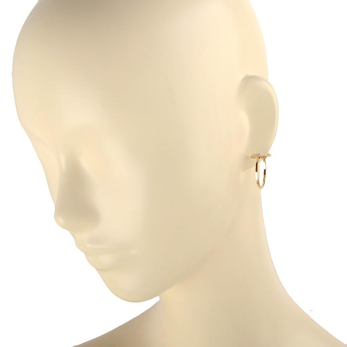 wholesale dealer 954e1 9898d 34448124 Tワイヤー フープピアス(M)|ティファニー| 「宝石 ...