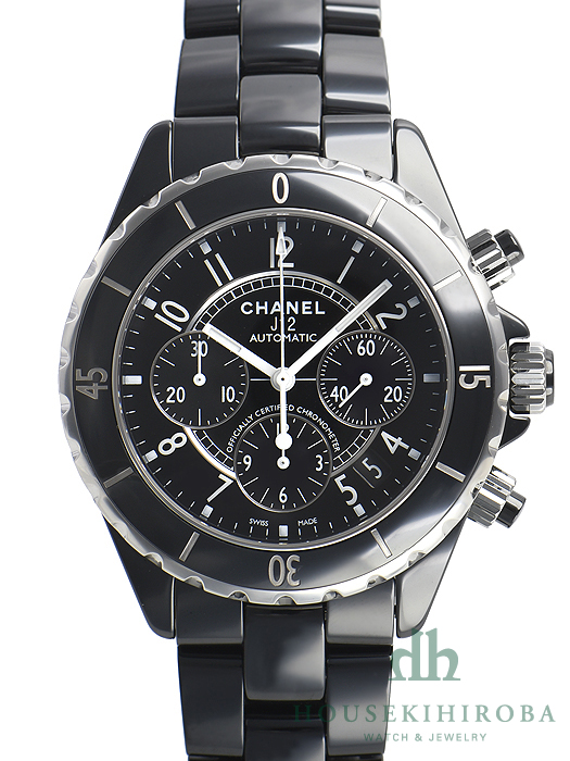 sports shoes 03d47 a021e シャネル J12 メンズ(新品)|腕時計の販売・通販「宝石広場」