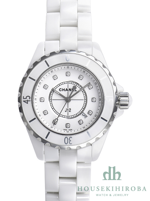 best loved 9ca4c 12963 シャネル J12 レディース(新品) 腕時計の販売・通販「宝石広場」