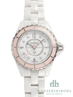 04fd91cc7ebb 2p目)シャネル J12 レディース(新品)|腕時計の販売・通販「宝石広場」