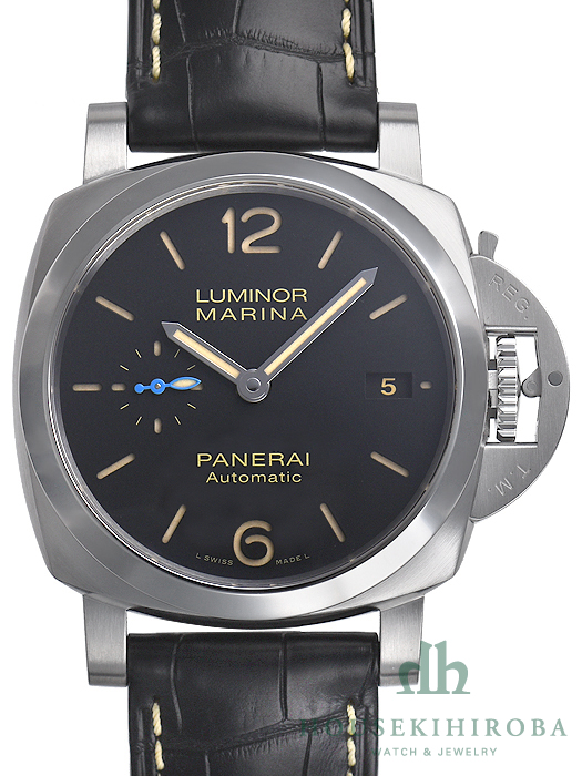 the best attitude 5363e 94ab0 パネライ PANERAI (新品) |腕時計の販売・通販「宝石広場」