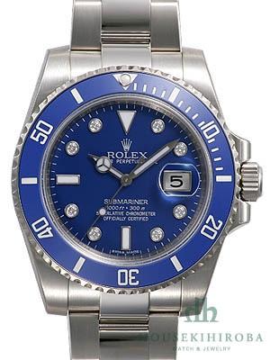detailed look aff91 df55e ロレックス サブマリーナ(新品)|腕時計の販売・通販「宝石広場」