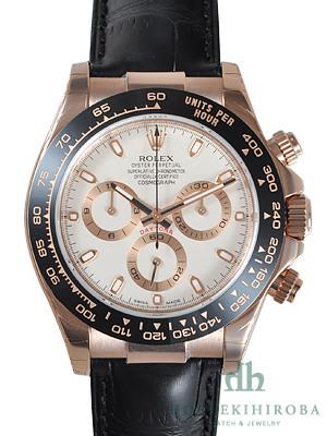 buy popular f70df 17f76 116515LN デイトナ|ロレックス| 「宝石広場」 - RX2041