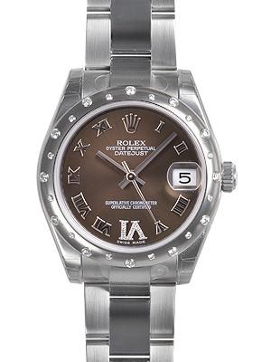reputable site eabbe a23c5 ロレックス デイトジャスト(新品)|腕時計の販売・通販「宝石広場」