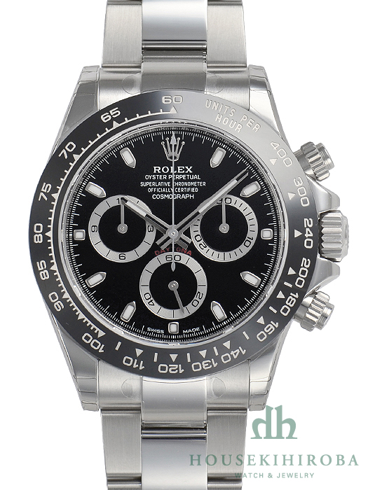 more photos 09c34 18e7a ロレックス ROLEX (新品) |腕時計の販売・通販「宝石広場」
