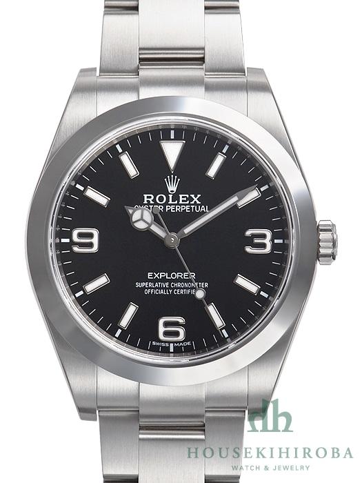 pretty nice b5a9b cae4b ロレックス エクスプローラー(新品) 腕時計の販売・通販「宝石 ...