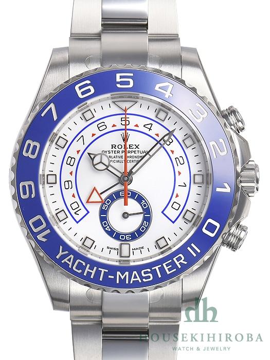 ロレックス ヨットマスター(新品) 腕時計の販売・通販「宝石広場」