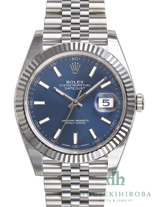 wholesale dealer ed4fb df081 126334 デイトジャスト41|ロレックス| 「宝石広場」 - RX2628