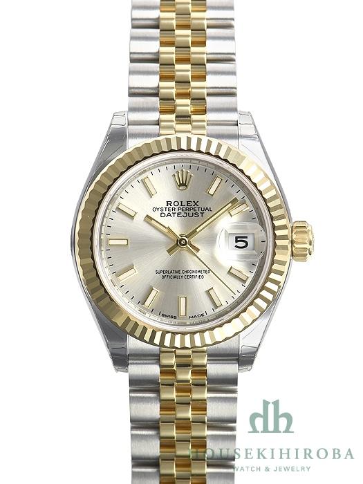 reputable site 8dd6c 65091 ロレックス デイトジャスト(新品)|腕時計の販売・通販「宝石広場」