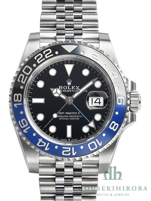 more photos 9c8e1 a4bd6 ロレックス ROLEX (新品) |腕時計の販売・通販「宝石広場」