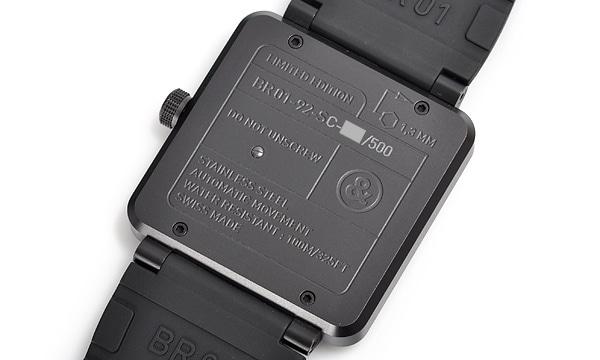 BR01−92 COMPASS 世界限定500本