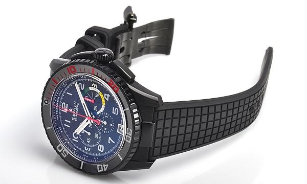 エルプリメロ ストラトス フライバッククロノ レインボー 世界限定250本