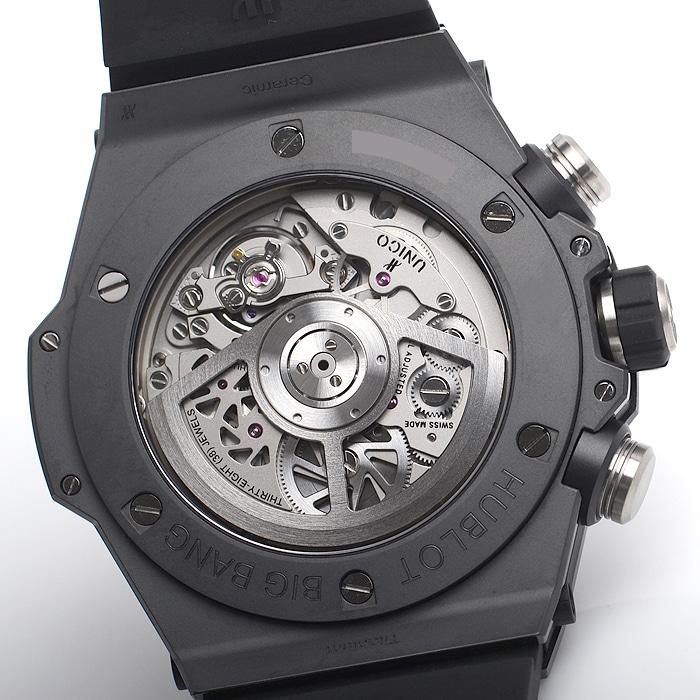 new product e7f60 949b8 ビッグバン ウニコ ブラックマジック, 411.CI.1170.RX